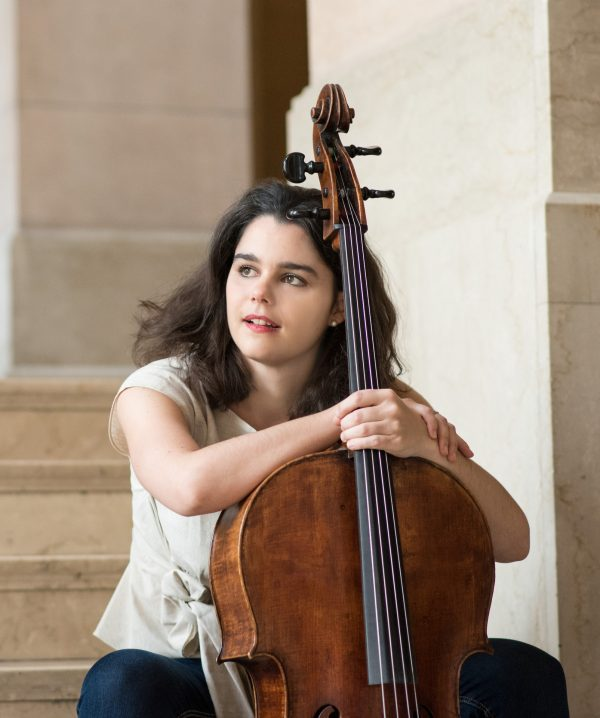 Estelle Revaz Cello
