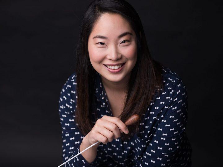 Im Gespräch mit Dirigentin Holly Hyun Choe