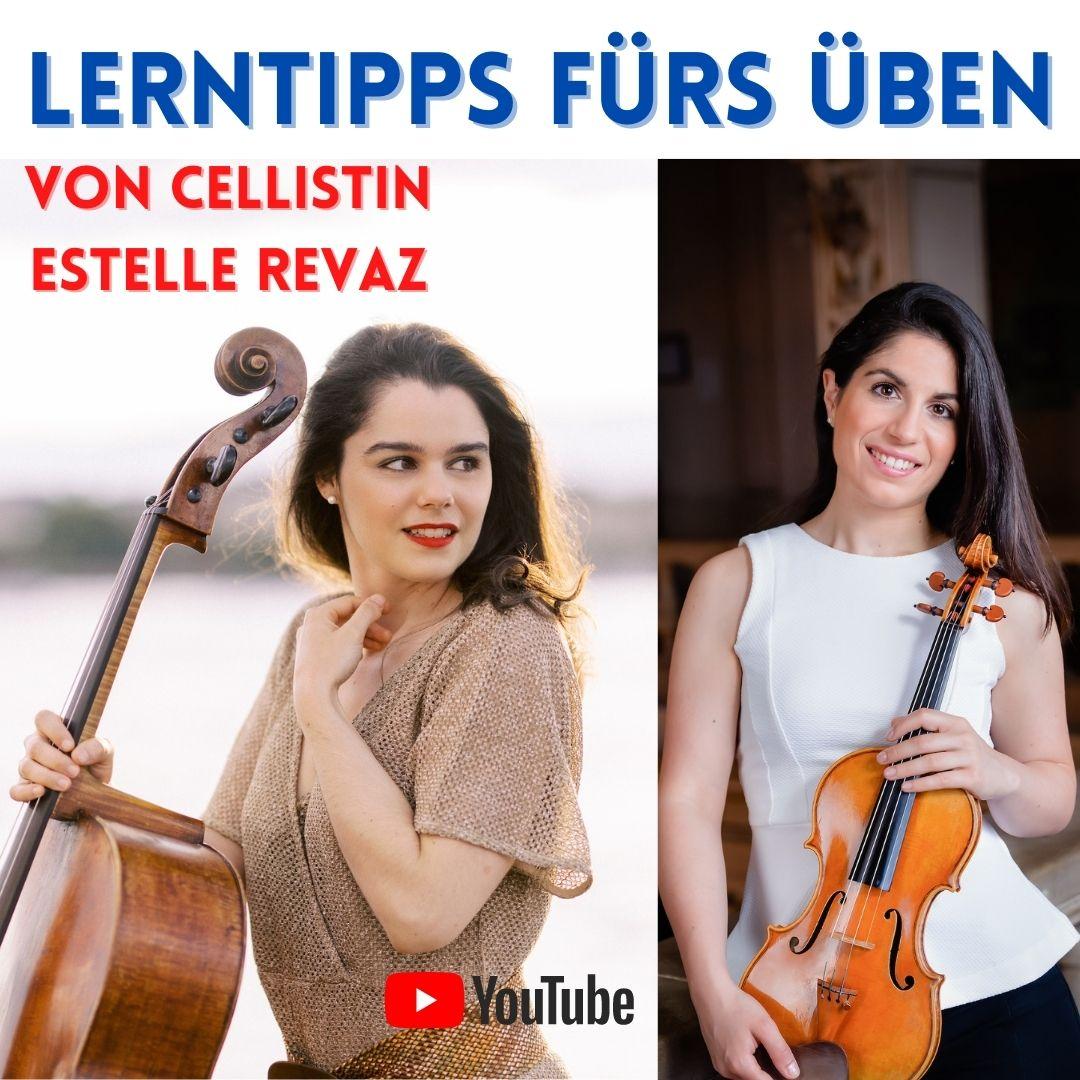 Estelle Revaz Cello