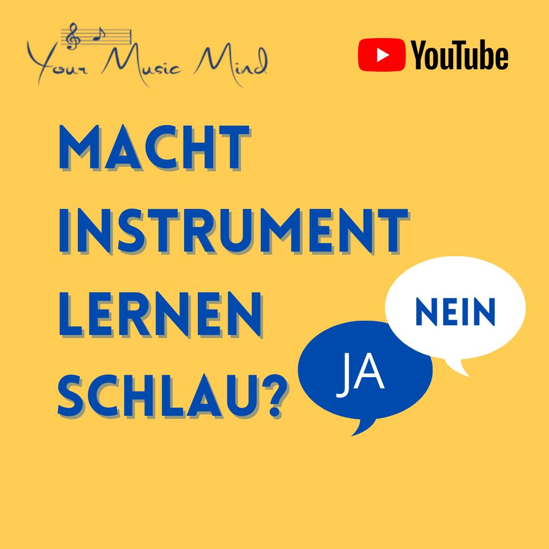 Sollten Kinder ein Musikinstrument lernen?