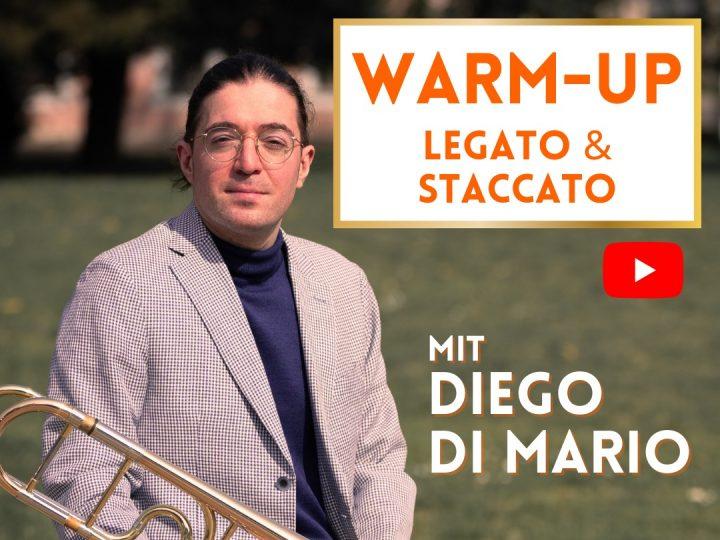 Wie legato und staccato üben?