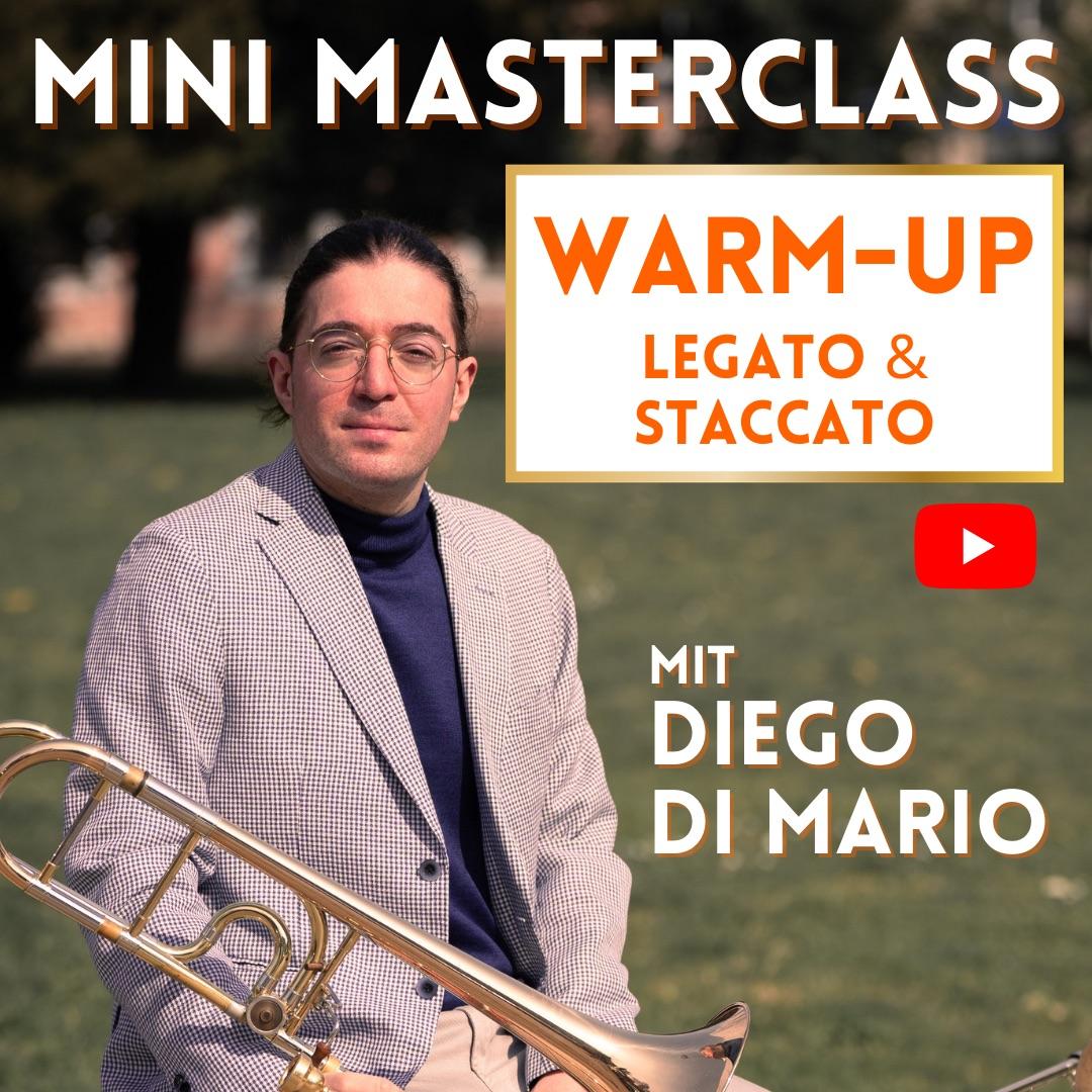 Masterclass mit Diego di Mario